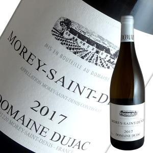 モレ サン ドニ ブラン 2017年 ドメーヌ デュジャック(白ワイン ブルゴーニュ) winecellarescargot