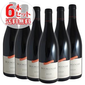 (送料無料)6本セット ブルゴーニュ ルージュ 2018年 ダヴィド デュバン(赤ワイン ブルゴーニュ)|winecellarescargot