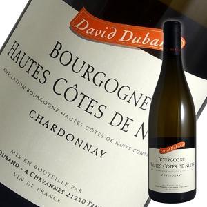 オート コート ド ニュイ ブラン[2016]ダヴィド デュバン(白ワイン ブルゴーニュ)|winecellarescargot