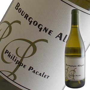 ブルゴーニュ アリゴテ 2015年 フィリップパカレ(白ワイン ブルゴーニュ) winecellarescargot