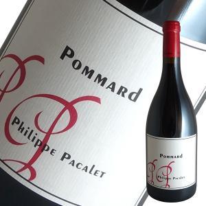 ポマール 2018年 フィリップ パカレ(赤ワイン ブルゴーニュ)|winecellarescargot
