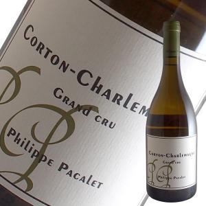 コルトン シャルルマーニュ特級 2007年 フィリップ パカレ(白ワイン ブルゴーニュ)|winecellarescargot