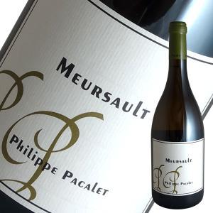 ムルソー 2018年 フィリップ パカレ(白ワイン ブルゴーニュ)|winecellarescargot