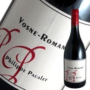 ヴォーヌ ロマネ 2019年 フィリップ パカレ(赤ワイン ブルゴーニュ) winecellarescargot