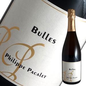 ビュル 2019年 フィリップ パカレ(スパークリングワイン ブルゴーニュ) winecellarescargot