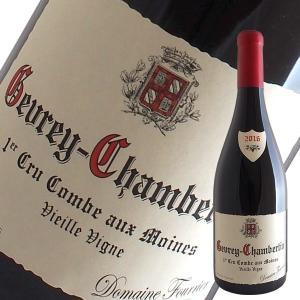ジュヴレ シャンベルタン1級コンブ オー モワンヌ ヴィエーユ ヴィーニュ 2016年 フーリエ(赤ワイン ブルゴーニュ)|winecellarescargot