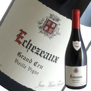 エシェゾー特級 2017年 ジャン マリー フーリエ(赤ワイン ブルゴーニュ)|winecellarescargot