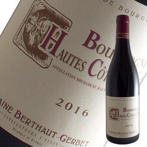 オート コート ド ニュイ ルージュ 2016年 ベルトー ジェルベ(赤ワイン ブルゴーニュ)|winecellarescargot