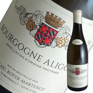 ブルゴーニュ アリゴテ 2018年 イヴ ボワイエ マルトノ(白ワイン ブルゴーニュ)|winecellarescargot