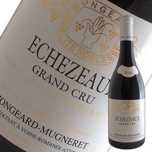 エシェゾー特級 2016年 モンジャール ミュニュレ(赤ワイン ブルゴーニュ)|winecellarescargot