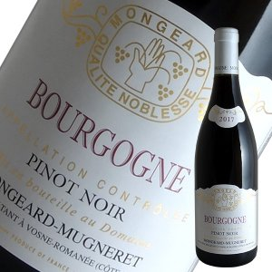 ブルゴーニュ ピノノワール[2016]モンジャール ミュニュレ(赤ワイン ブルゴーニュ)|winecellarescargot