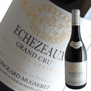 エシェゾー特級 2017年 モンジャール ミュニュレ(赤ワイン ブルゴーニュ)|winecellarescargot