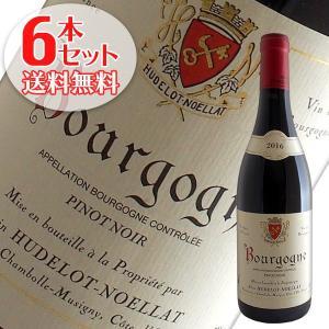 (送料無料)6本セット ブルゴーニュ ルージュ 2017年 アラン ユドロ ノエラ(赤ワイン ブルゴーニュ)|winecellarescargot