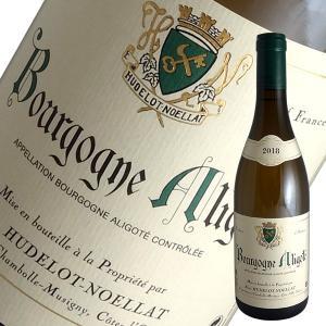 ブルゴーニュ アリゴテ 2018年 アラン ユドロ ノエラ(白ワイン ブルゴーニュ)|winecellarescargot