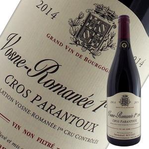 ヴォーヌロマネ1級クロ パラントゥ 2014年 エマニュエル ルジェ(赤ワイン ブルゴーニュ)|winecellarescargot
