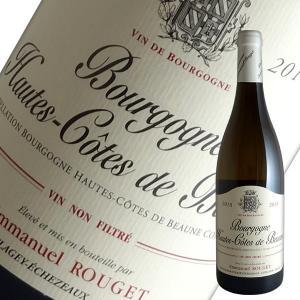 オート コート ド ボーヌ ブラン[2018]エマニュエル ルジェ(白ワイン ブルゴーニュ)|winecellarescargot