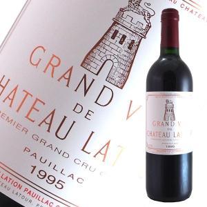 シャトー ラトゥール 1995年 赤ワイン ボルドー フルボディ カベルネソーヴィニヨン|winecellarescargot