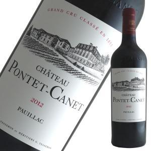 シャトー ポンテ カネ[2012](赤ワイン ボルドー)|winecellarescargot