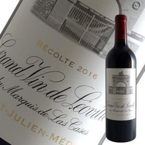シャトー レオヴィル ラスカーズ 2016年 サン ジュリアン(赤ワイン ボルドー)|winecellarescargot