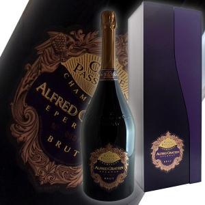 キュヴェ パサシオン マグナム N.V(2002)年 アルフレッド グラシアン(シャンパン)1500ml|winecellarescargot