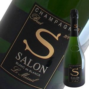サロン ブラン ド ブラン 2006年 サロン(シャンパン)(箱無し)(並行品)(定温コンテナ輸入)|winecellarescargot