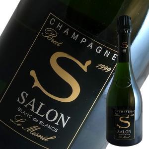 サロン ブラン ド ブラン[1999]サロン(シャンパン)【箱無し】【並行品】|winecellarescargot