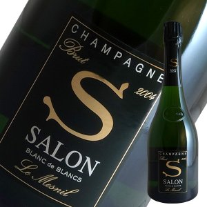 サロン ブラン ド ブラン 2004年 サロン(シャンパン)(箱無し)(並行品)|winecellarescargot