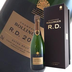 (送料無料)シャンパーニュ ボランジェ RD アール ディー(2002年) ボランジェ(シャンパン)(正規品)(箱付)|winecellarescargot