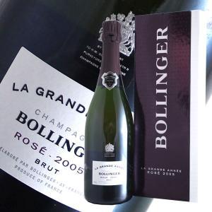 ボランジェ ラ グランダネ ロゼ 2007年 ボランジェ(シャンパン)(ギフトボックス)|winecellarescargot