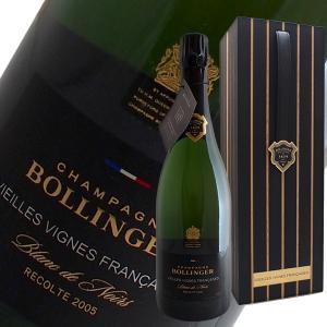 ボランジェ ヴィエーユ ヴィーニュ フランセーズ 2005年 ボランジェ(シャンパン)(ギフトボックス)(正規品)|winecellarescargot