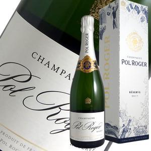 ポル ロジェ ブリュット レゼルブ ギフトボックス[N.V]ポル ロジェ(シャンパン)【ギフトボックス】|winecellarescargot
