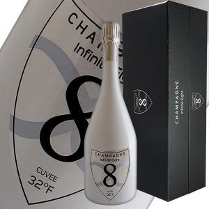 キュヴェ 32 ファーレンハイト(32F) N.V年 インフィニット エイト(シャンパン)(ギフトボックス)|winecellarescargot