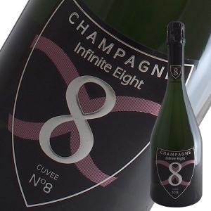 キュヴェ ナンバー エイト(No.8) N.V年 インフィニット エイト(シャンパン)|winecellarescargot