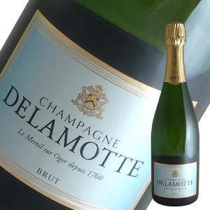ドゥラモット ブリュット[N.V]ドゥラモット(シャンパン)【ギフトボックス】|winecellarescargot