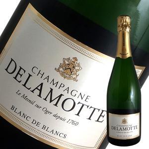 ドゥラモット ブラン ド ブラン N.V年 ドゥラモット(シャンパン)(箱無し)(正規品) winecellarescargot