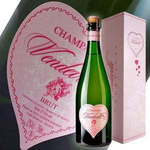 ヴァンドヴィル N.V年 ジャニソン バラドン(シャンパン)(ギフトボックス)|winecellarescargot