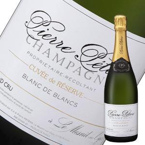 キュヴェ ド レゼルヴ ブラン ド ブラン グラン クリュ[N.V]ピエール ペテルス(シャンパン)|winecellarescargot