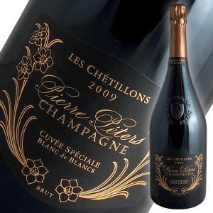 レ シェティヨン ブリュット ブラン ド ブラン グランクリュ マグナム 2005年 ピエール ペテルス(シャンパン)1500ml|winecellarescargot