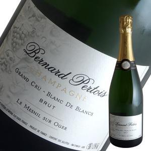 ブリュット ブラン ド ブラン グラン クリュ N.V年 ベルナール ペルトワ(シャンパン)|winecellarescargot