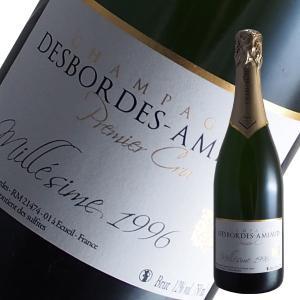 ブリュット ミレジム プルミエクリュ 1996年 デボルド アミオー(スパークリングワイン シャンパン)|winecellarescargot