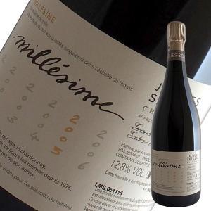 ミレジム グランクリュ エキストラ ブリュット 2005年 ジャック セロス(シャンパン)|winecellarescargot