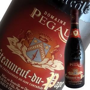 キュヴェ ダ カポ シャトーヌフ デュ パプ ルージュ[2016]ドメーヌ デュ ペゴー(赤ワイン ローヌ)|winecellarescargot