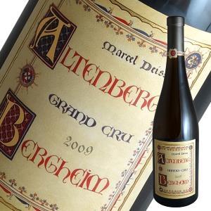 アルテンベルグ ド ベルグハイム 2007年 マルセル ダイス(白ワイン フランス 甘口)|winecellarescargot