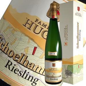 リースリング シェルハマー 2009年 ヒューゲル(白ワイン アルザス)|winecellarescargot
