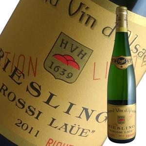 リースリング グロシ ローイ 2010年 ヒューゲル(白ワイン アルザス)|winecellarescargot