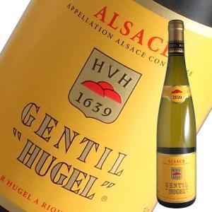 ジョンティ 2017年 ヒューゲル(白ワイン アルザス)|winecellarescargot