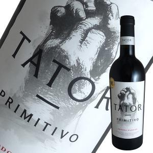 タトール プリミティーヴォ ディ サレント[2017]ポッジョ レ ヴォルピ(赤ワイン イタリア)|winecellarescargot