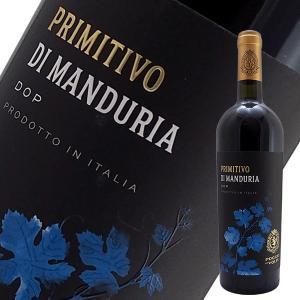 プリミティーヴォ ディ マンドゥーリア ポッジョ レ ヴォルピ(赤ワイン イタリア)|winecellarescargot