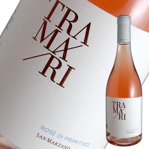 トラマーリ 2020年 サン マルツァーノ(ロゼワイン イタリア)|winecellarescargot