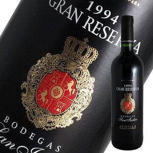 グラン レゼルバ 1994年 ボデガス サン イシドロ(赤ワイン スペイン)|winecellarescargot